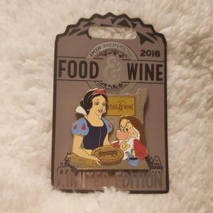 2018 Disney Snow White pin